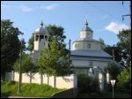 Homiel.  Orthodox church of St. Elijah