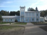 Chojniki.  Manor of Avraamov