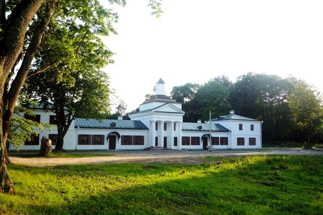 Zalessie. Estate of Ogiński