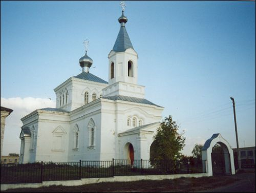 Miłasłavičy. Orthodox church