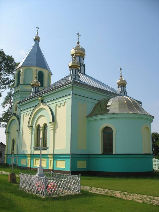 - Orthodox church of the Assumption.