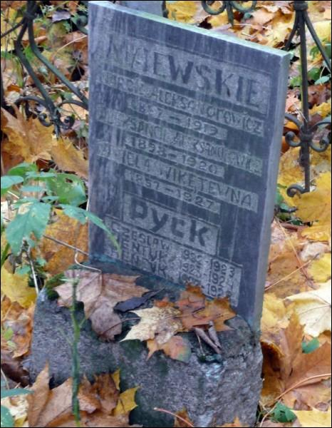 Smolensk. cemetery Old Catholic