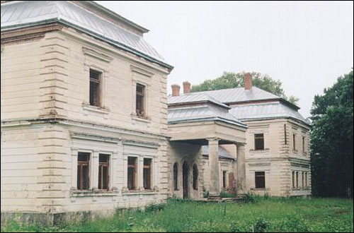 Opsa. Manor of Plater