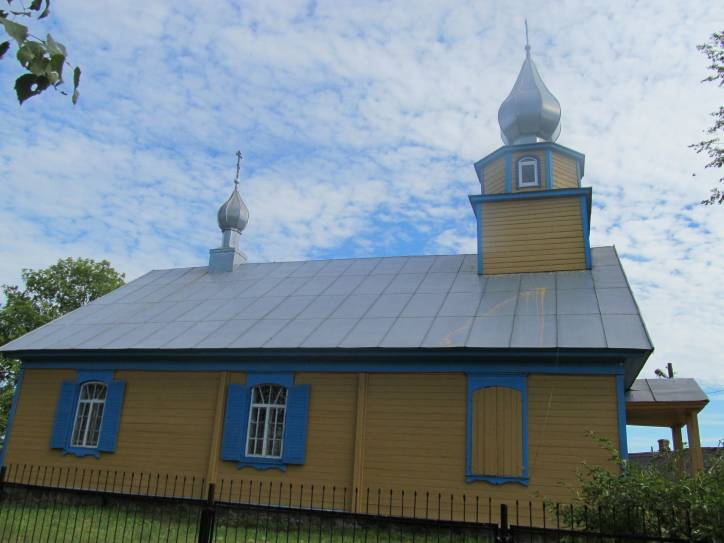 - Orthodox church of Old Believers .