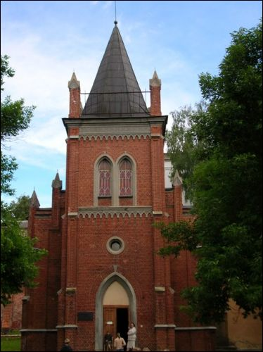 Połack.  Evangelical Reformers Church