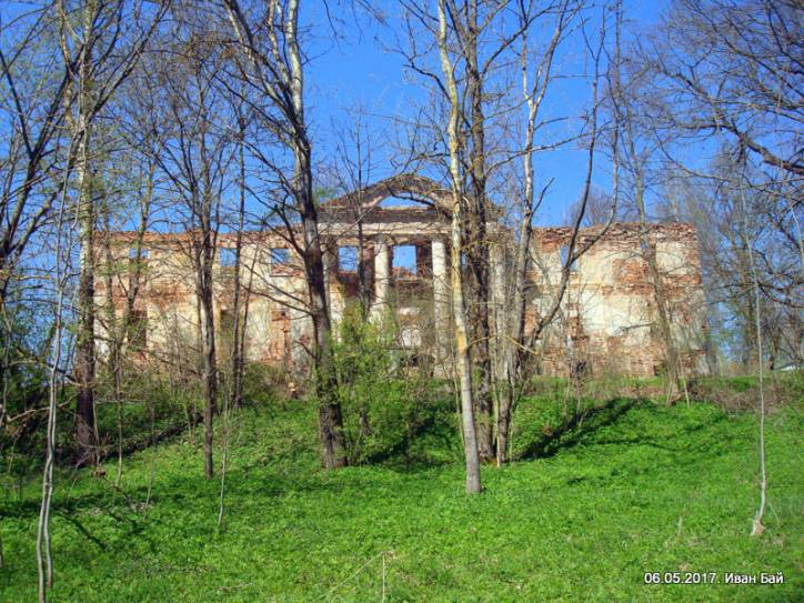 - Manor of Hrabnicki.