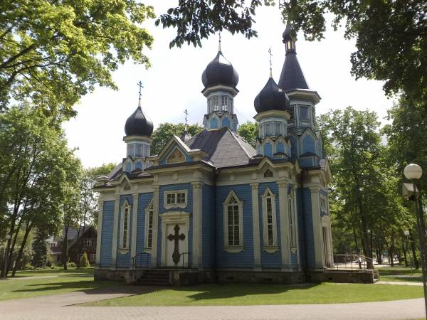 - Orthodox church of St. Mary.