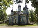 Druskininkai town - Orthodox church of St. Mary