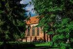 Druskininkai town - Catholic church of Mother of God of the Scapular