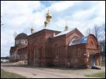 Pokrovskoe.  Orthodox Monastery of the Protection of the Holy Virgin