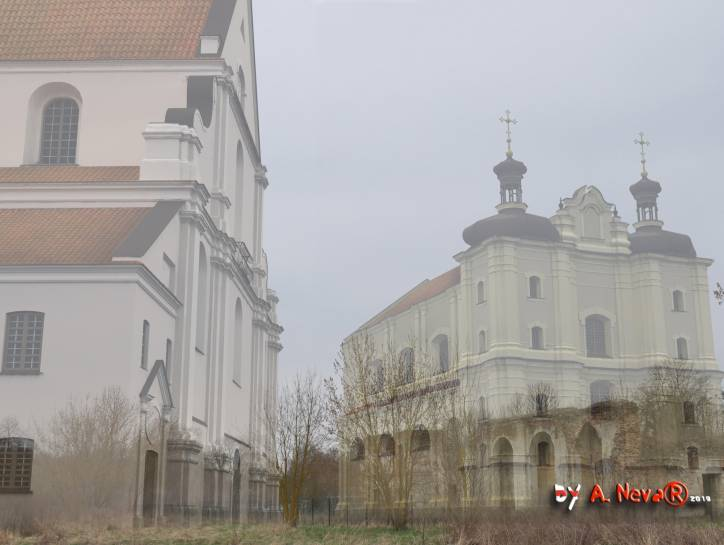 - Catholic church of St. John the Baptist and the Monastery of Bernardine.
