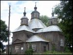 Staryy Ropsk.  Orthodox church of the Birth of the Virgin