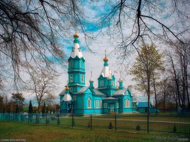 - Orthodox church of the Birth of the Virgin.