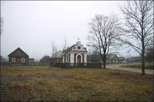 Miadzviedzičy |  Landscapes . The chapel