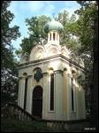 Markučiai (Vilnius).  Orthodox church of St. Barbara