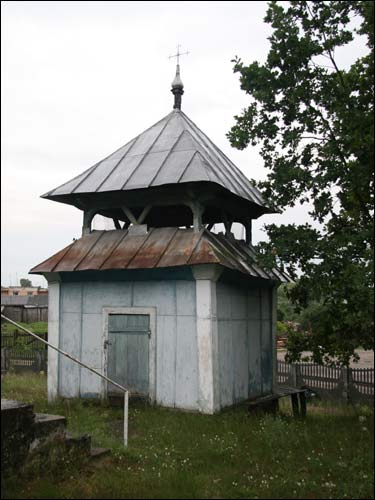 Sinkievičy. Orthodox church of St. George