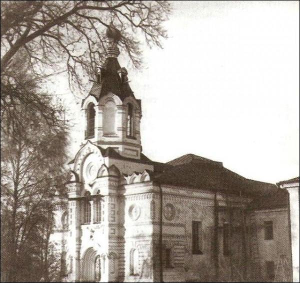 - Catholic church of Blessed Virgin Mary and the Monastery of Franciscan. Orthodox church (former Church of the Franciscans). Photo before 1939