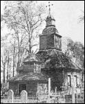 Pietrykaŭ.  Orthodox church of the Protection of the Holy Virgin