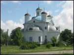 Strešyn.  Orthodox church of the Protection of the Holy Virgin