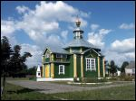 Moryna.  Orthodox church of the Holy Trinity