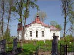 Mir.  Orthodox church of St. George