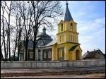 Astryna.  Orthodox church of the Transfiguration