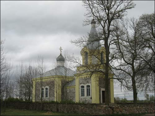 Turejsk. Orthodox church of St. Nicholas