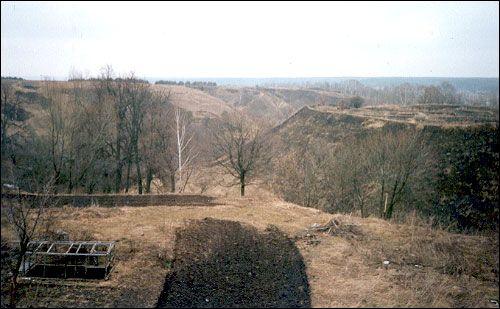 Mścisłaŭ. Site of ancient settlement «Castle Mount»