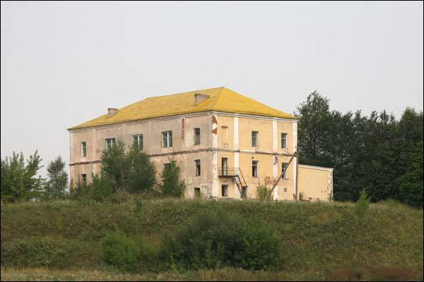 Starabarysaŭ. Manor