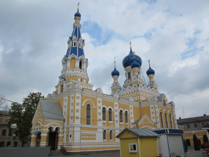 Brest. Orthodox church of St. Nicholas