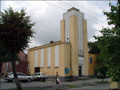Brest.  Evangelical Reformers Church