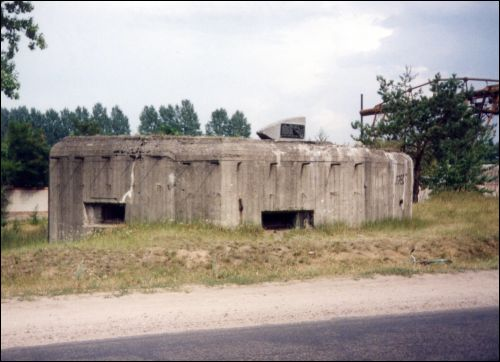Brest. Defensive Fortifications