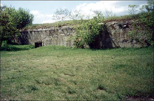 Kazłovičy. Defensive Fortifications