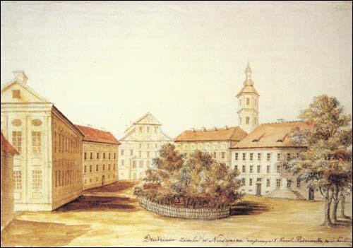 Nieśwież. Zamek Radziwiłłów w rysunkach Napoleona Ordy