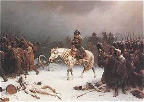 Studzionka.  Battle of Berezina