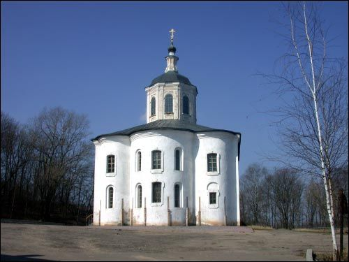 Smolensk. Orthodox church of St. John Divine