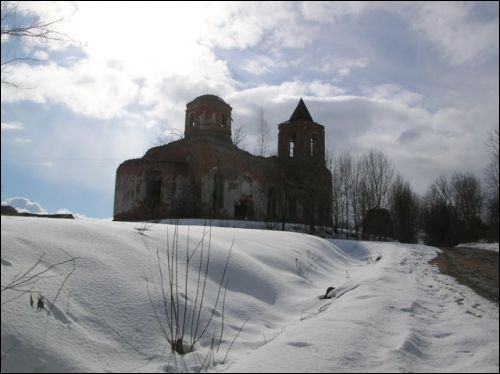 Smalany. Orthodox church of St. Alexius