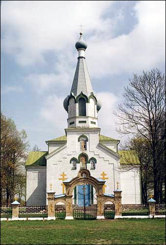 - Orthodox church of St. George.