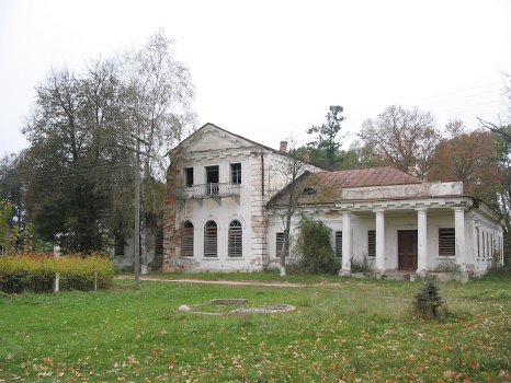 Arechaŭna. Manor of Hrabnicki