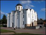 Viciebsk.  Orthodox church of the Annunciation