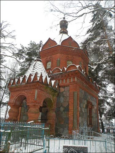 Biazdziedavičy. Orthodox church