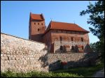 Trakai.   New Castle