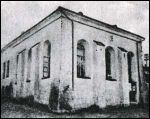 Minsk.  Synagogue Cold