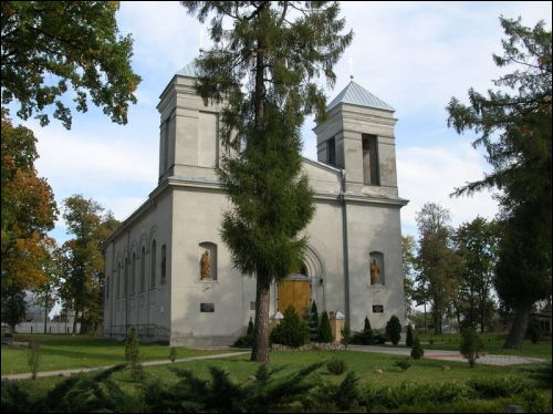 Kobryn. Catholic church