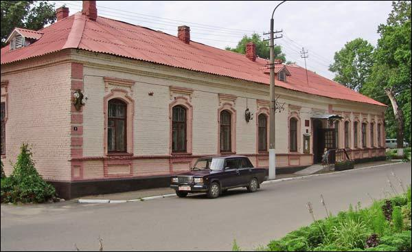Haradok. Buildings from XIX - begining of ХХ cent.