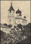Sebezh town - Orthodox church