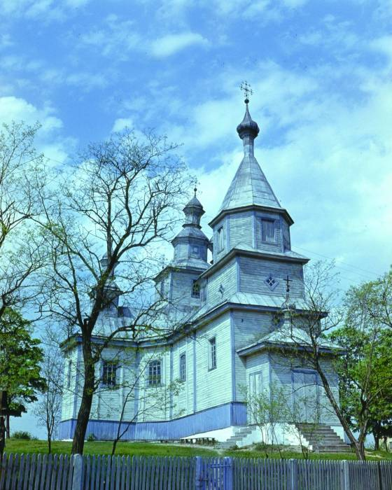 - Orthodox church of St. Nicholas.