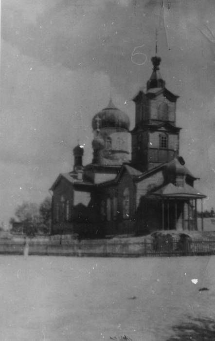 Ivianiec. Orthodox church