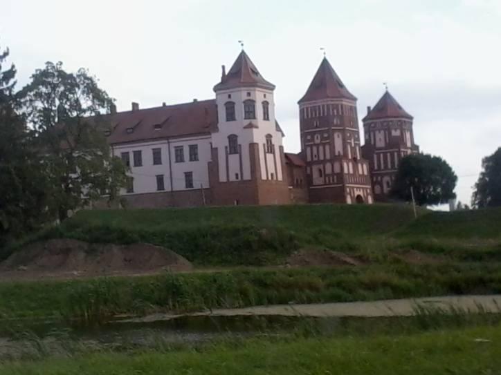 мелентьевский замок фото окружает позитив